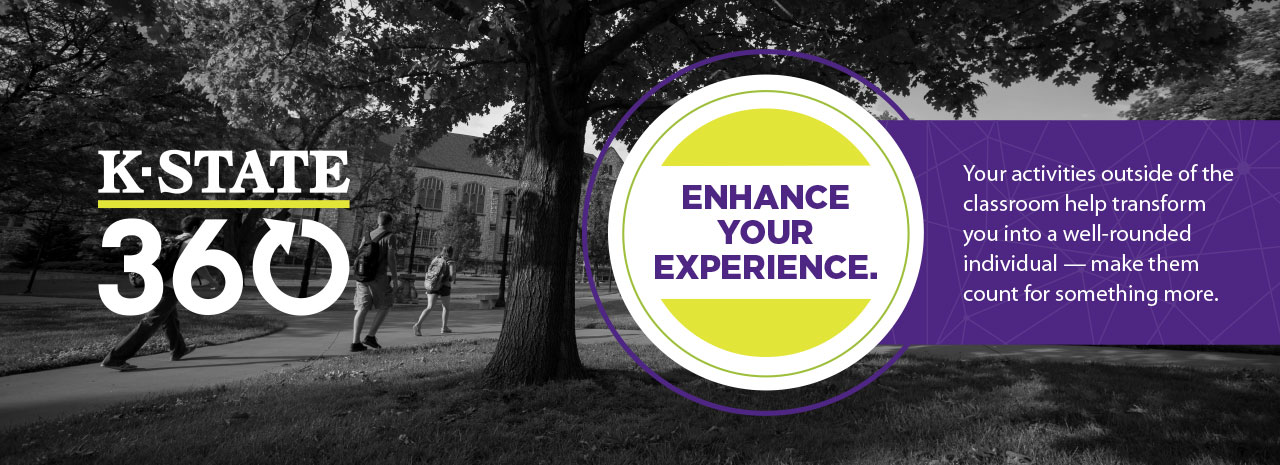 K-State 360 Enhance your experience